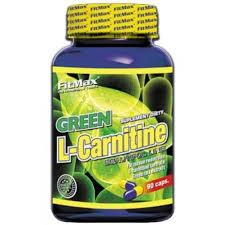 FITMAX - Green L-Carnitine - 90kaps