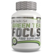 Green Tea Focus