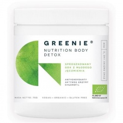 Greenie - Nutrition Body Deto