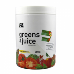 FITNESS AUTHORITY - Greens and Juice - 300g
