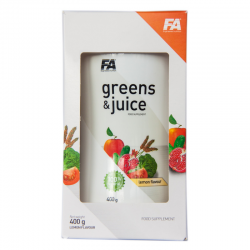 FITNESS AUTHORITY - Greens and Juice