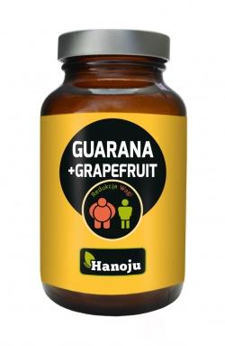 Grejpfrut + Guarana 450mg, 60 kapsułek