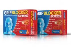 GRIPBLOCKER EXPRESS, kapsułki, 10, 20 sztuk
