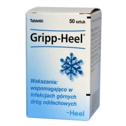 Gripp-Heel, 50 tabletek