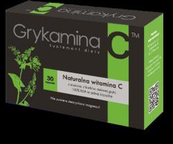 GRYKAMINA C - NATURALNA WITAMINA C