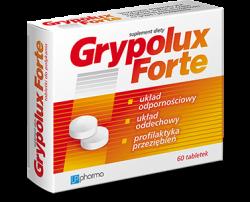 Grypolux Forte tabletki x 60