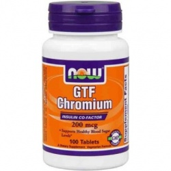 NOW - GTF Chromium - 100 tabl