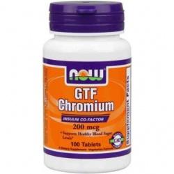 NOW - GTF Chromium - 100 tabl