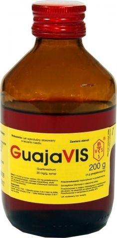 GuajaVis, syrop (Vis) 200 g