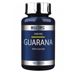 SCITEC - Guarana - 100caps