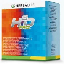 H3O PRO HERBALIFE, 10 saszetek (37gszt)
