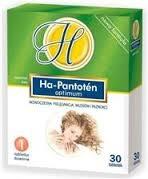 Ha-Pantoten optimum