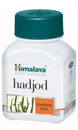 Hadjod,  60 kapsułek, 250 mg