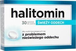 Halitomin, tabletki do ssania, 30 szt