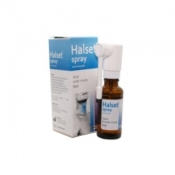 Halset Spray