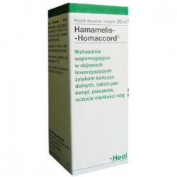 Heel-Hamamelis - Homaccord, krople, 30 ml