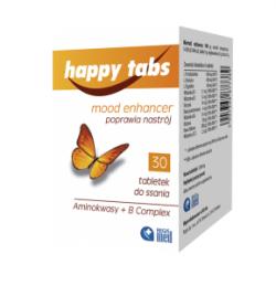 Happy tabs, 30 sztuk, tabletki