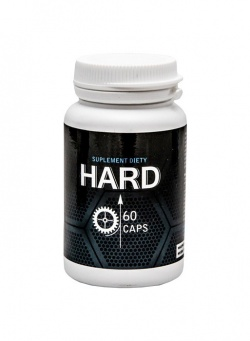 Hard, 60 kapsułek