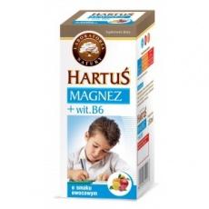 Hartuś magnez