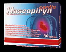 Hascopiryn cardio, 75 mg, tabletki dojelitowe