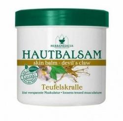 Herbamedicus Hautbalsam, Schmees Kosmetik, balsam z wyciągiem z korzenia diabelskiego pazura, 250 ml