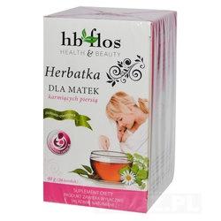 Hb-Flos Tea, fix, herbatka dla matek karmiących piersią, 2 g, 20 szt