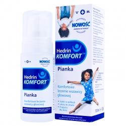 Hedrin Komfort pianka 100 ml