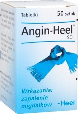 Heel-Angin SD, tabletki, 50 szt