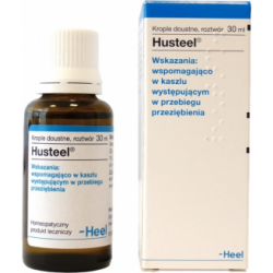 Heel-Husteel, krople, 30 ml