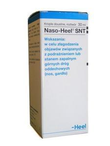 Heel-Naso-Heel SNT, krople doustne, 30 ml