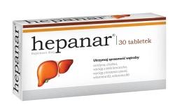 Hepanar ®, 30 tabl