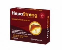 HepaStrong, tabletki, 40 sztuk