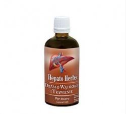 Hepato Herbs, płyn doustny, 100ml