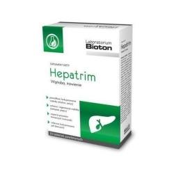 Hepatrim, 20 tabletek