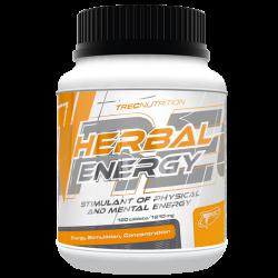 TREC - Herbal Energy - 120tabs