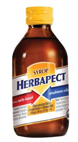 Herbapect syrop, 150 g