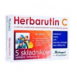 Herbarutin C, 90 tabletek