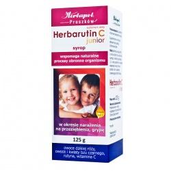 Herbarutin C Junior syrop 125 g