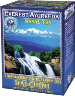 Herbatka ajurwedyjska DALCHINI - drogi oddechowe 100g