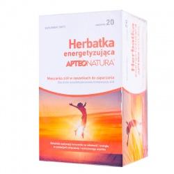 APTEO NATURA, Herbatka energetyzująca