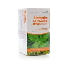 Herbatka na trawienie