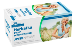 Herbatka przy menopauzie, 20 saszetek