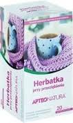 Herbatka przy przeziębieniu APTEO NATURA, 20 sasz