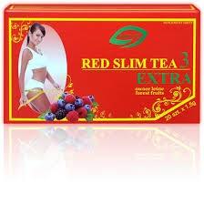 Herbatka Red Slim Tea 3 Extra owoce leśne