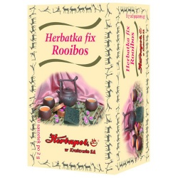 Herbatka Rooibos, fix, 2 g, 20 szt