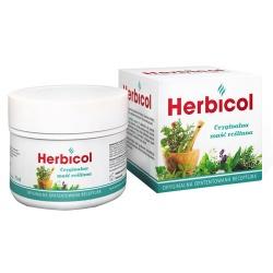 Herbicol, maść roślinna, rozgrzewająca, 75 ml