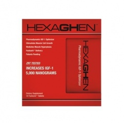 MUSCLE MEDS RX - HexaGHen - 56 tab