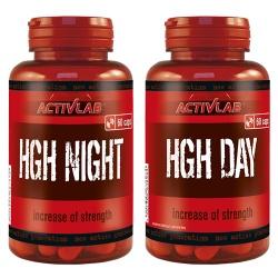ACTIVLAB - HGH Day + HGH Night - 60kaps + 60kaps