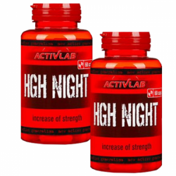 ACTIVLAB - HGH Night - 60 kaps