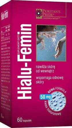 HIALU-FEMIN, 60 kapsułek